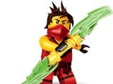 Jadeblade Double-Bladed Sword