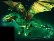 Концепт арт Дракона Энергии