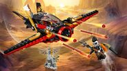 70650 Destiny's Wing Poster