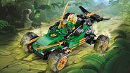 71700 Jungle Raider Poster