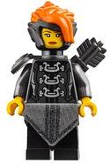 Movie Lady Iron Dragon Minifigure