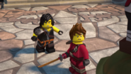 """Ninjago–Riddle of the Sphinx–1'10"""""""