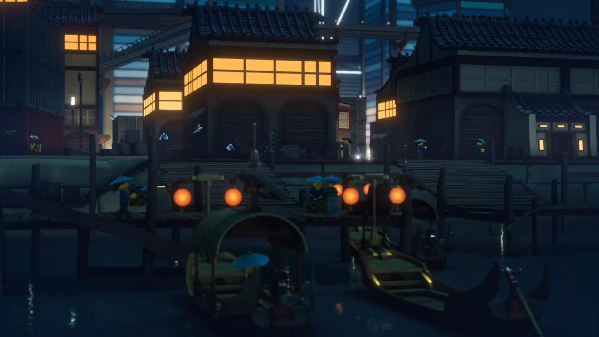 Ninjago Harbor