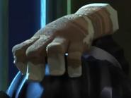 The mummy hand