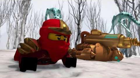 LEGO Ninjago Decoded Episode 7 - Beasts and Dragons