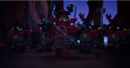 Stone warriors