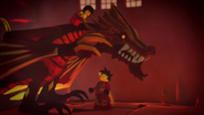 Ninjago Return to the Fire Temple 16