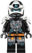 Winter 2020 Cole Minifigure
