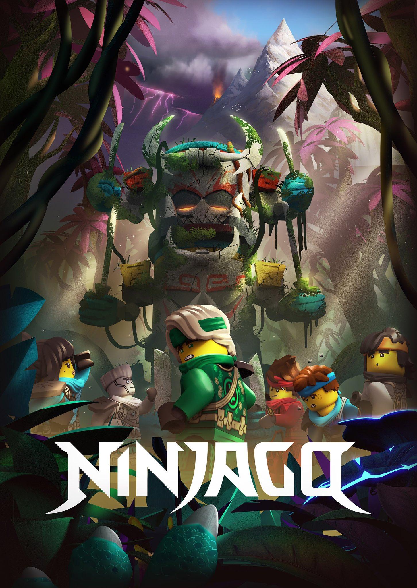 Season 14 The Island Ninjago Wiki Fandom
