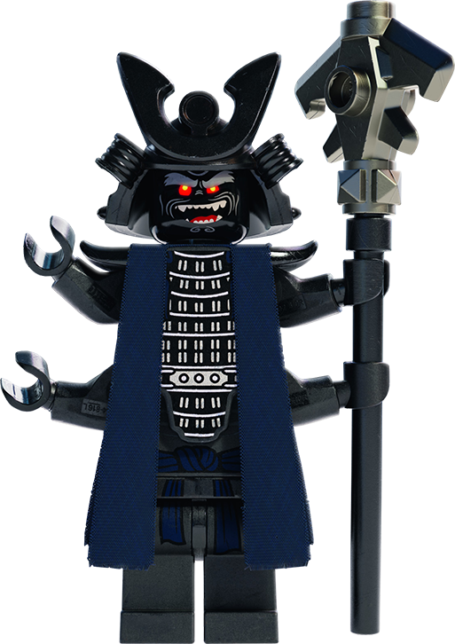 Garmadon (The LEGO Ninjago Movie)
