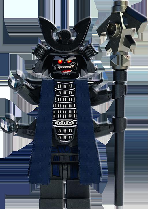 Гармадон (The LEGO Ninjago Movie)