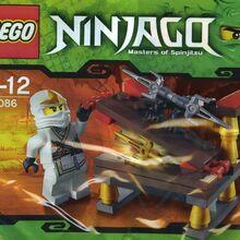 New and sealed Zane Hidden Sword Lego 30086 Ninjago