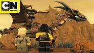 NinjaGo Masters of Spinjitzu Dragon Building 101 Cartoon Network