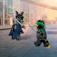 Ninjago GARMADON Sidekick-XL