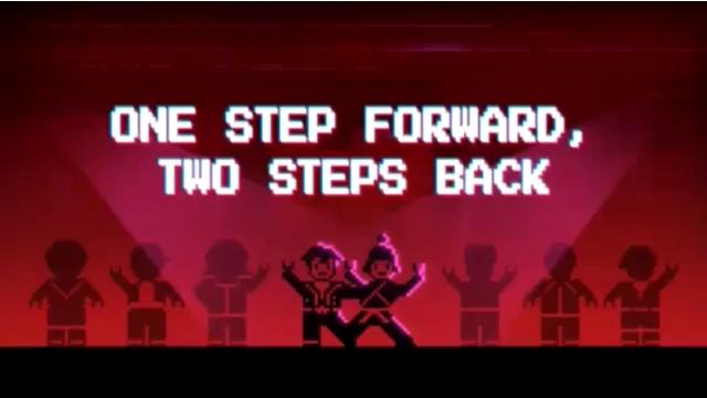 Шаг вперёд, два назад