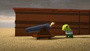 Клэнси с пушкой - 720р