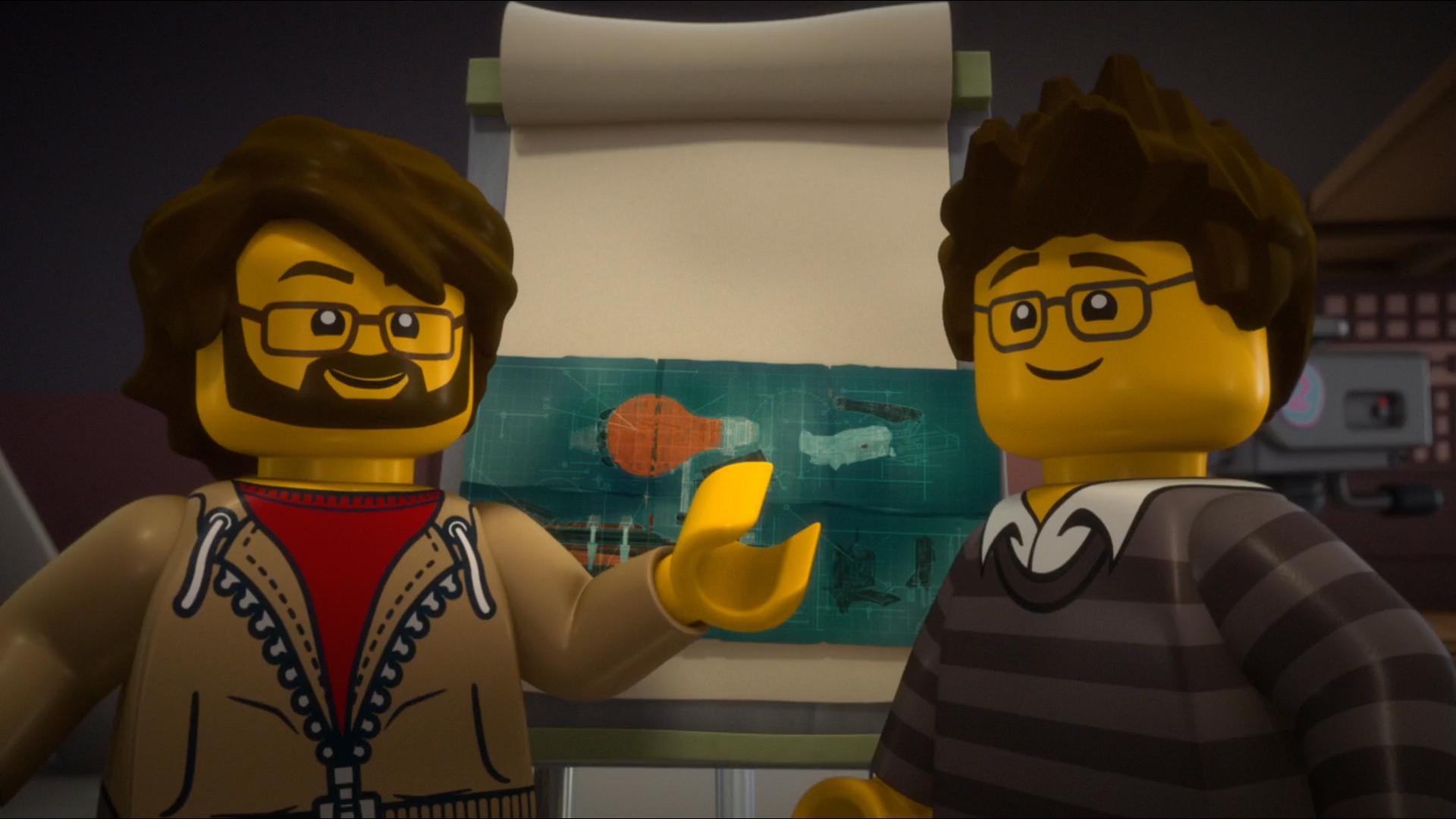 Dan and Kevin Hageman (Characters)