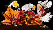 71753 Fire Dragon Attack 3