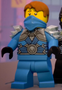 Jay in Stone Army Armor