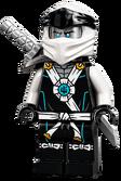 Legacy Wave 4 Zane Minifigure