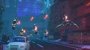 """Ninjago–Assault on Ninjago City–7'28"""""""