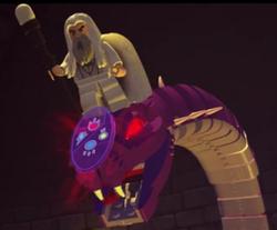 Anacondrai pythor-manteau en Your Ninjago World