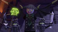 Skull Sorcerer, Skull of Hazza D'ur and Awakened Warriors