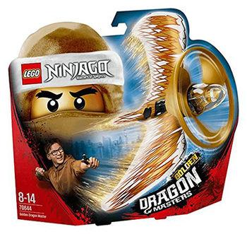 70644 Золотой Мастер Дракона