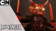 Ninjago Assault on the Palace Cartoon Network