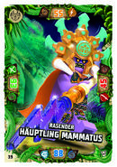 Mammatus Trading Card