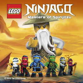 Ninjago: Masters of Spinjitzu (Seasons 1-9)