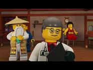 Inspection Day - LEGO NINJAGO - Wu's Teas Episode 7