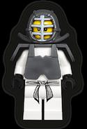 Kendo Zane Minifigure