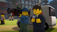 Vinny and News Reporter