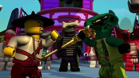 LEGO Ninjago Decoded Episode 10 - Greatest Battles