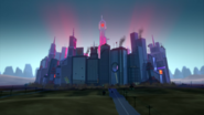 Ninjago City Undersieged