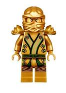 Ллойд в золотой робе