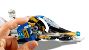 70667 Kai's Blade Cycle and Zane's Snowmobile 4