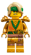 10th Anniversary Lloyd Minifigure
