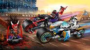 70639 Street Race of Snake Jaguar Poster