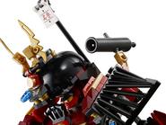 Lego 9448 ninjago mehanicheskij samuraj 6