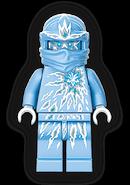 NRG Zane Minifigure