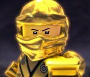Ллойд, золотой ниндзя