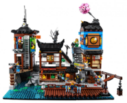 70657 Ninjago City Docks 5