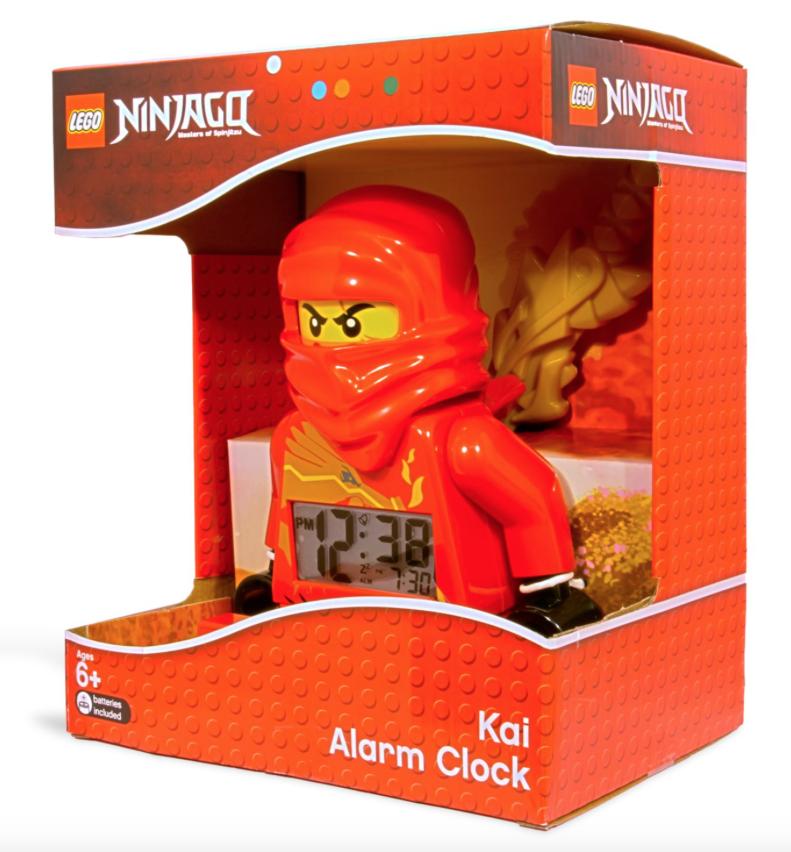5000135 Kai Minifigure Clock