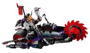 70642 Killow Vs. Samurai X 3