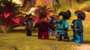 """Ninjago–The Keepers of the Amulet–6'51"""""""