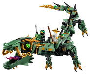 70612 Green Ninja Mech Dragon Reveal 09
