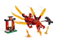 71701 Kai's Fire Dragon 2