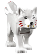 Summer 2019 Akita (Wolf Form) 2